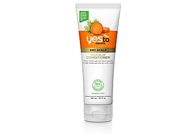 Yes to Carrots Après Shampoing Apaisant pour Cuir Chevelu - 280 ml