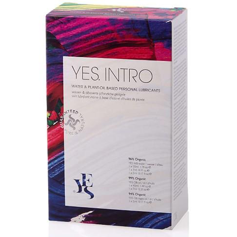 Yes Sélection - Kit d'Initiation aux Lubrifiants Bios