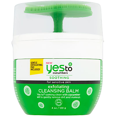 Yes to Cucumbers Baume Exfoliant Nettoyant