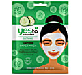 Yes to Cucumbers Masque en Papier Apaisant