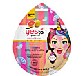 Yes to Grapefruit Glow-Boosting Licorne Masque Peel-Off avec Vitamine C