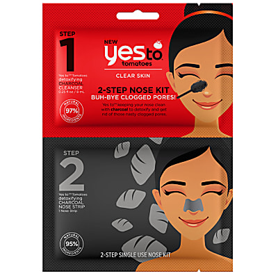 Yes To Tomatoes Kit Nez à 2 Étappes