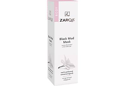 Zarqa Masque Corps Boue Noire