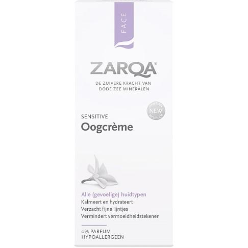 Zarqa Sensitive Crème Contour des Yeux 15 ml