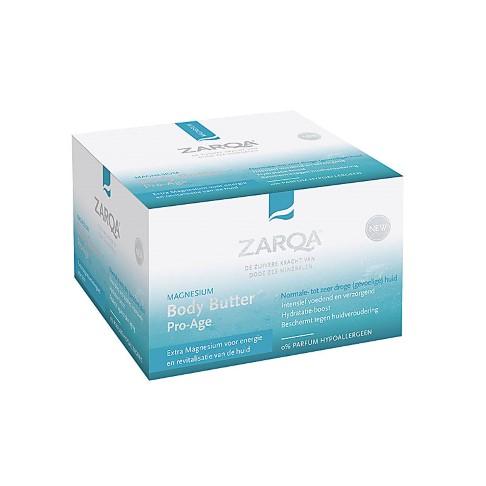 Zarqa Beurre Corporel au Magnésium Pro-age 200ml