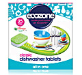 Ecozone - Tablettes Lave-vaisselle All in One (25 tablettes)