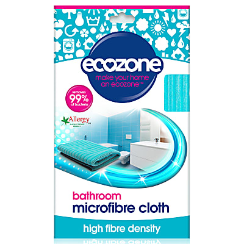 Ecozone Chiffon Microfibre Salle de Bain
