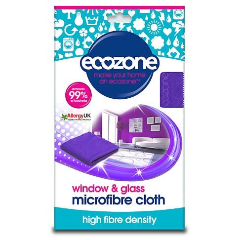 Ecozone Chiffon Microfibre Vitres & Verre