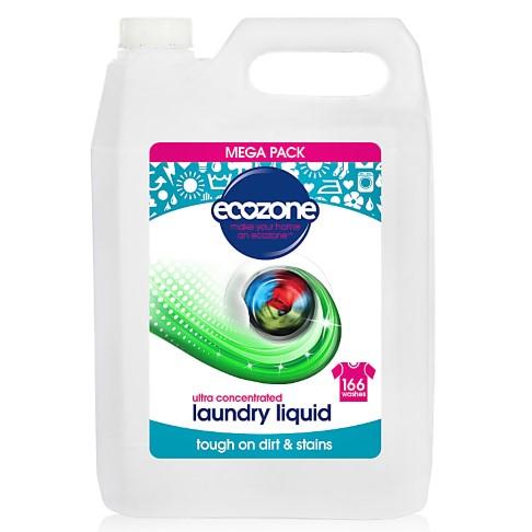 Ecozone - Lessive Liquide Concentrée  5L