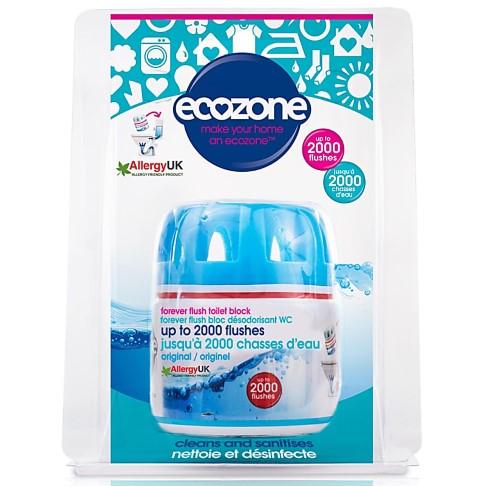 Ecozone Désodorisant wc - Bleu