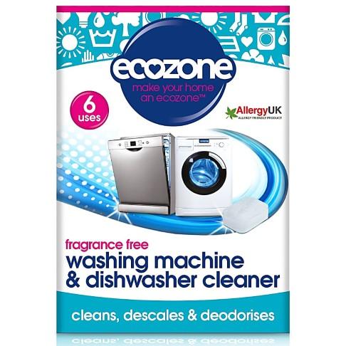 Ecozone - Nettoyant Anticalcaire pour Lave-Linge et Lave-Vaisselle