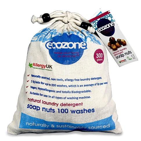 Ecozone - Noix de lavage (100 lavages)