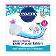 Ecozone Pure Oxygen Tablettes Blanchissantes pour Linge Blanc