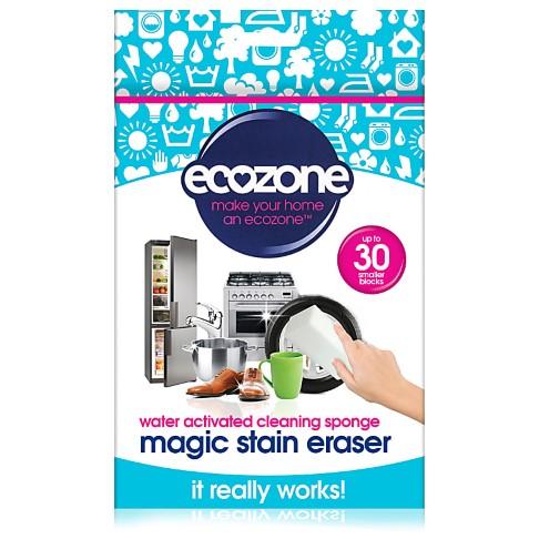 Ecozone - Eponge Gommante