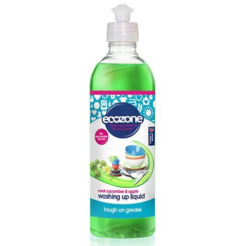 Ecozone Liquide Vaisselle - Concombre & Pomme