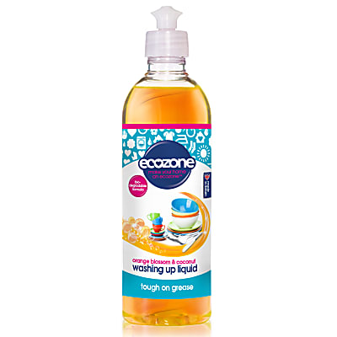 Ecozone Liquide Vaisselle - Fleur d'Oranger & Noix de Coco