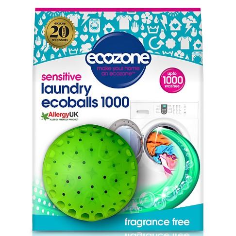Ecozone - Boule de Lavage Eco 1000 lessives